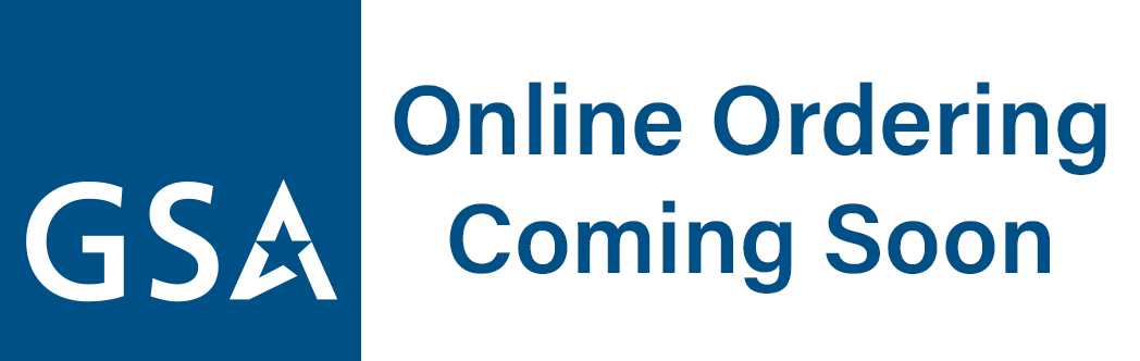 GSA Online Ordering Coming Soon